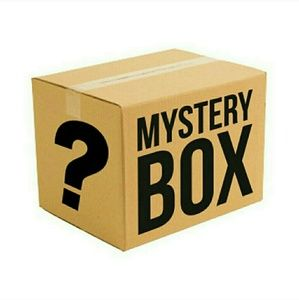 Other - Men's jewelry mystery box 14k 18k gold plated